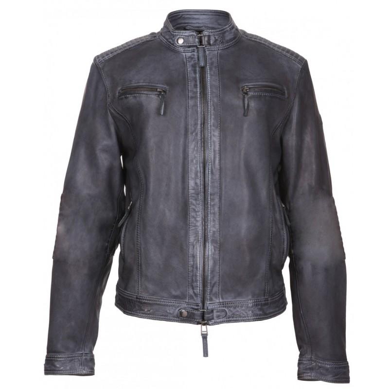 Hier sehen Sie den Artikel MODEKA MILOW aus der Kategorie Leder-Jacken. Dieser Artikel ist erhältlich bei motocorner.ch
