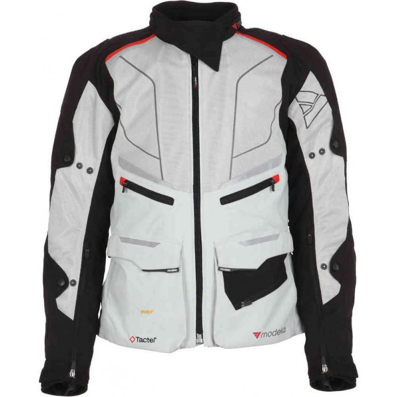 Hier sehen Sie den Artikel MODEKA FLEXEPIC - 2 IN 1 ADVENTURE JACKE aus der Kategorie Textil-Jacken. Dieser Artikel ist erhältlich bei motocorner.ch