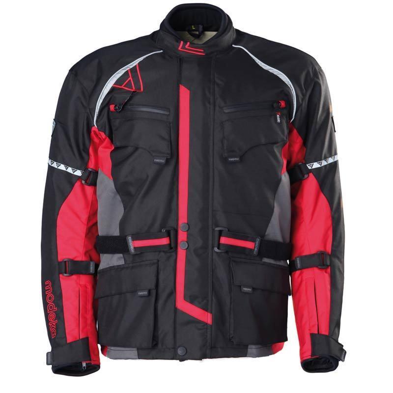 Hier sehen Sie den Artikel MODEKA TOUREX aus der Kategorie Textil-Jacken. Dieser Artikel ist erhältlich bei motocorner.ch