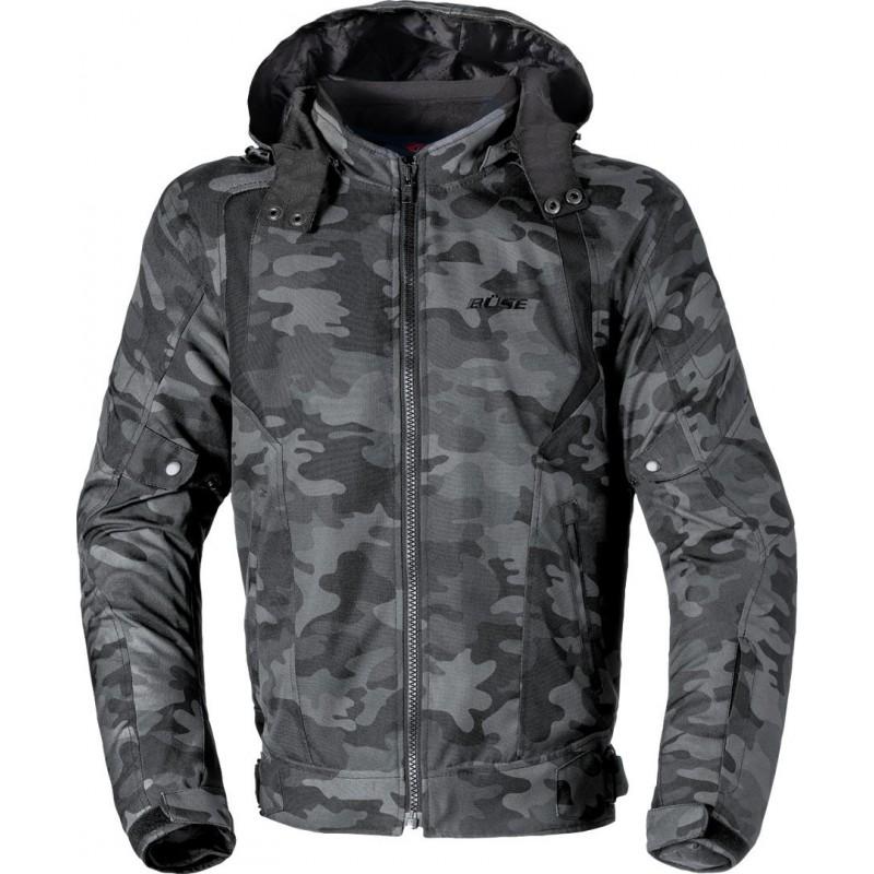 Hier sehen Sie den Artikel BÜSE JACKE DOWNTOWN aus der Kategorie Textil-Jacken. Dieser Artikel ist erhältlich bei motocorner.ch