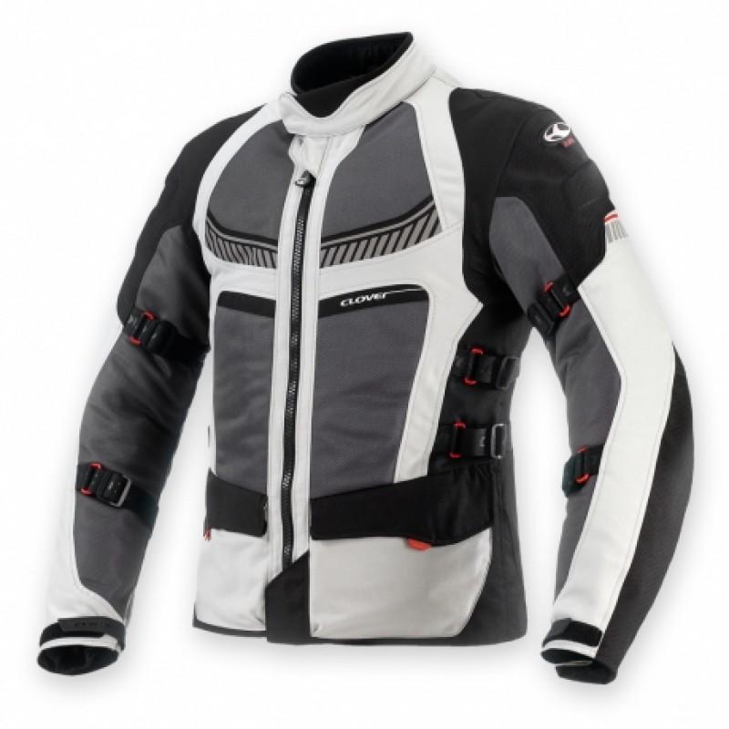 Hier sehen Sie den Artikel CLOVER VENTOURING 2 aus der Kategorie Textil-Jacken. Dieser Artikel ist erhältlich bei motocorner.ch