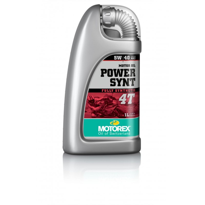 MOTOREX POWER SYNT 4T 5W/40