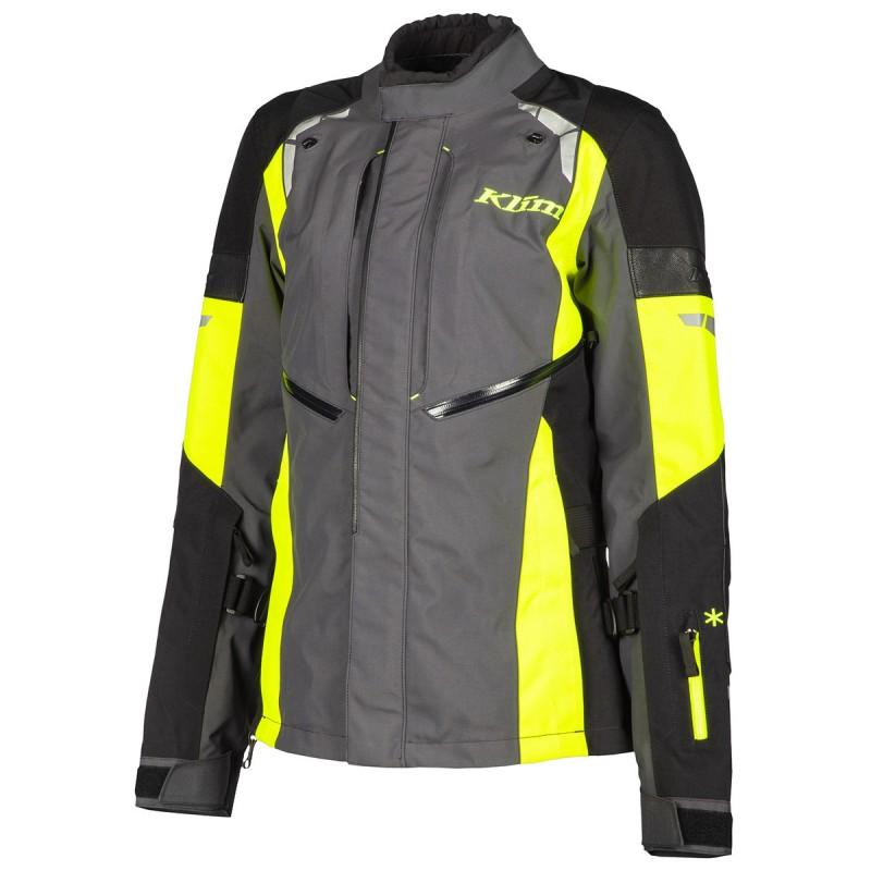 Hier sehen Sie den Artikel KLIM LATITUDE JACKET LADY aus der Kategorie Textil-Jacken. Dieser Artikel ist erhältlich bei motocorner.ch