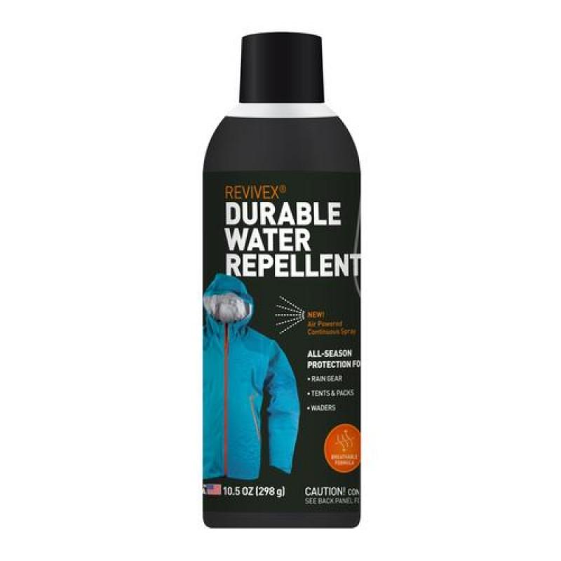 Hier sehen Sie den Artikel REVIVEX DURABLE WATER REPELLENT SPRAY aus der Kategorie Pflegemittel. Dieser Artikel ist erhältlich bei motocorner.ch