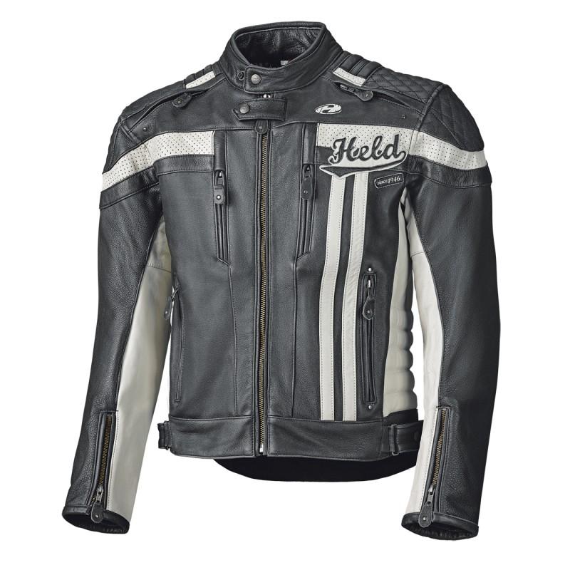 Hier sehen Sie den Artikel HELD HARVEY 76 aus der Kategorie Leder-Jacken. Dieser Artikel ist erhältlich bei motocorner.ch