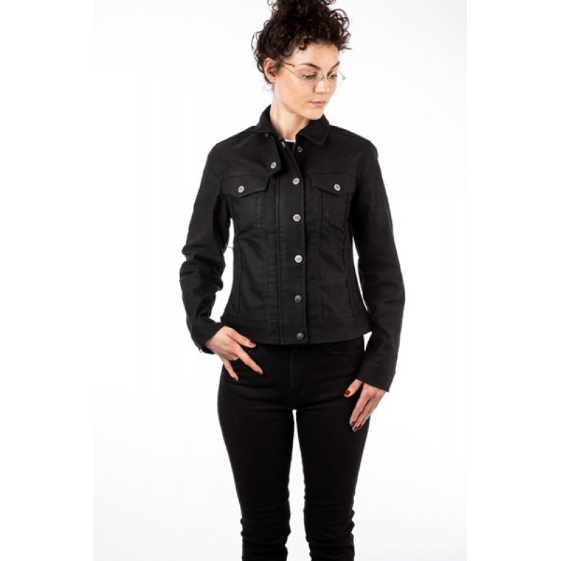 ROKKER JACKET LADY BLACK JACK SHORT