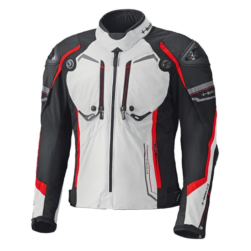 Hier sehen Sie den Artikel HELD BLAZE aus der Kategorie Textil-Jacken. Dieser Artikel ist erhältlich bei motocorner.ch