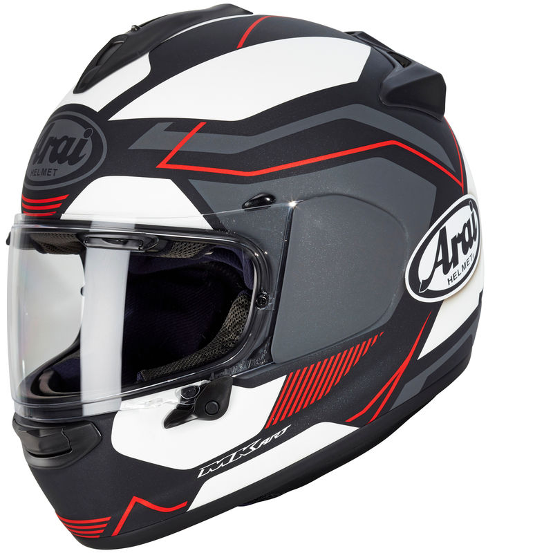 ARAI CHASER X SENSATION RED
