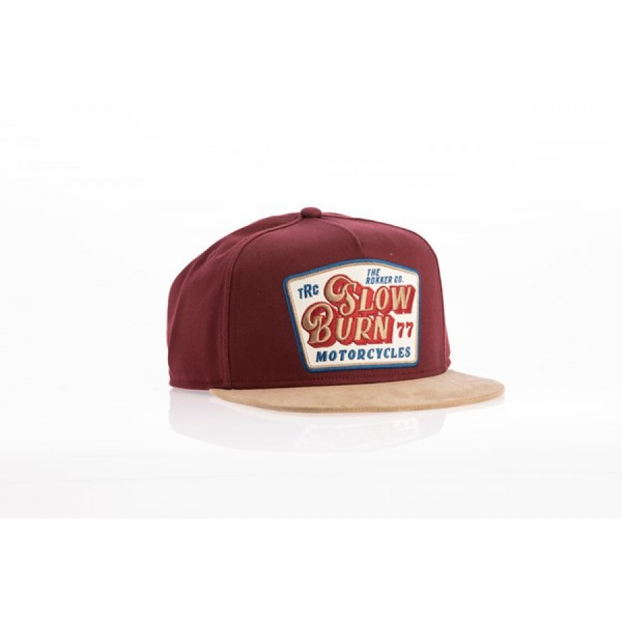 ROKKER CAP SNAPBACK TRC SLOW BURN