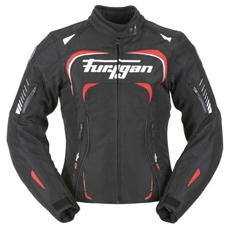 Hier sehen Sie den Artikel FURYGAN ADRIA LADY aus der Kategorie Textil-Jacken. Dieser Artikel ist erhältlich bei motocorner.ch