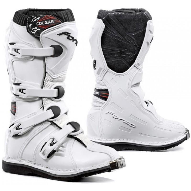Hier sehen Sie den Artikel FORMA COUGAR KIDS aus der Kategorie Motocross Stiefel. Dieser Artikel ist erhältlich bei motocorner.ch