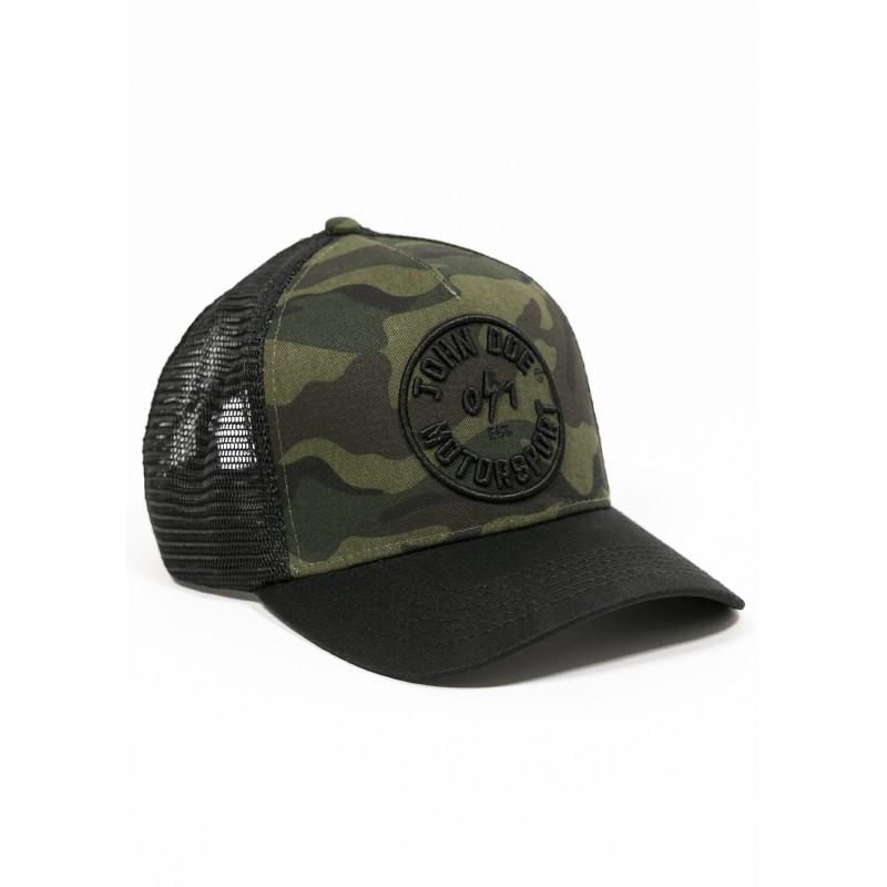 Hier sehen Sie den Artikel JOHNDOE TRUCKER CAMOU 0/1 aus der Kategorie Caps & Headwear. Dieser Artikel ist erhältlich bei motocorner.ch