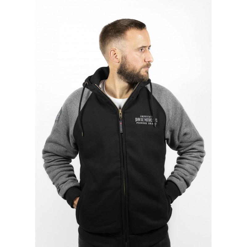 Hier sehen Sie den Artikel JOHNDOE KEVLAR HOODIE aus der Kategorie Textil-Jacken. Dieser Artikel ist erhältlich bei motocorner.ch