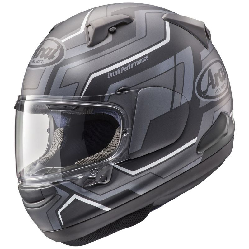 Hier sehen Sie den Artikel ARAI QV-PRO PLACE aus der Kategorie Integral Helme. Dieser Artikel ist erhältlich bei motocorner.ch