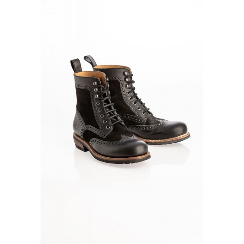 ROKKER BOOT FRISCO BROGUE