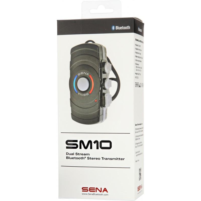 Hier sehen Sie den Artikel SENA SM10 ADAPTER aus der Kategorie Intercom. Dieser Artikel ist erhältlich bei motocorner.ch