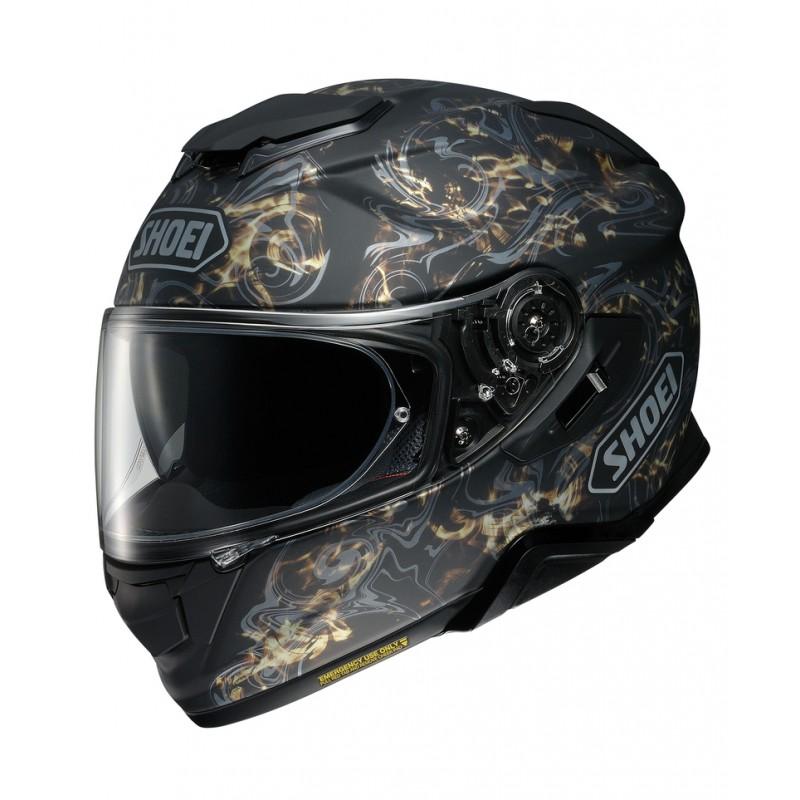 Hier sehen Sie den Artikel SHOEI GT-AIR II CONJURE aus der Kategorie Integral Helme. Dieser Artikel ist erhältlich bei motocorner.ch