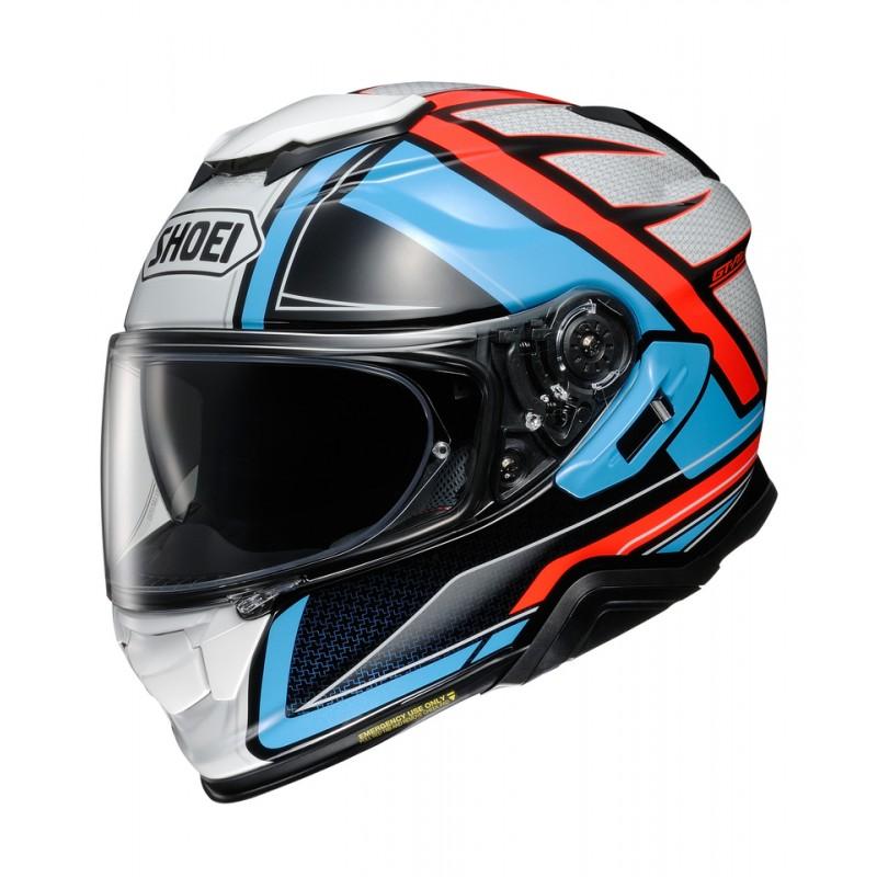 Hier sehen Sie den Artikel SHOEI GT-AIR II HASTE aus der Kategorie Integral Helme. Dieser Artikel ist erhältlich bei motocorner.ch