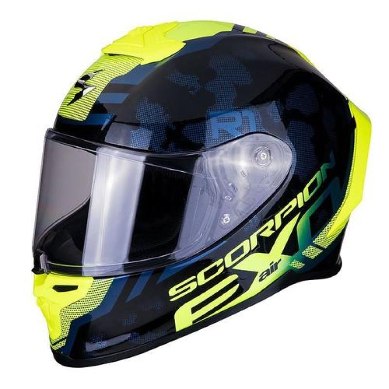 Hier sehen Sie den Artikel SCORPION EXO-R1 AIR OGI aus der Kategorie Racing Helme. Dieser Artikel ist erhältlich bei motocorner.ch