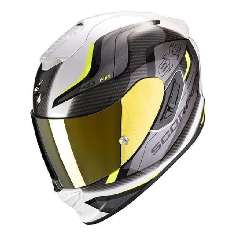Hier sehen Sie den Artikel SCORPION EXO-1400 AIR ATTUNE aus der Kategorie Integral Helme. Dieser Artikel ist erhältlich bei motocorner.ch