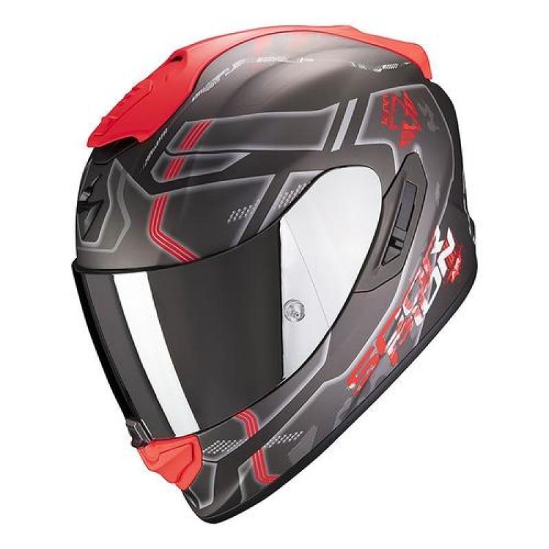 Hier sehen Sie den Artikel SCORPION EXO-1400 AIR SPATIUM aus der Kategorie Integral Helme. Dieser Artikel ist erhältlich bei motocorner.ch